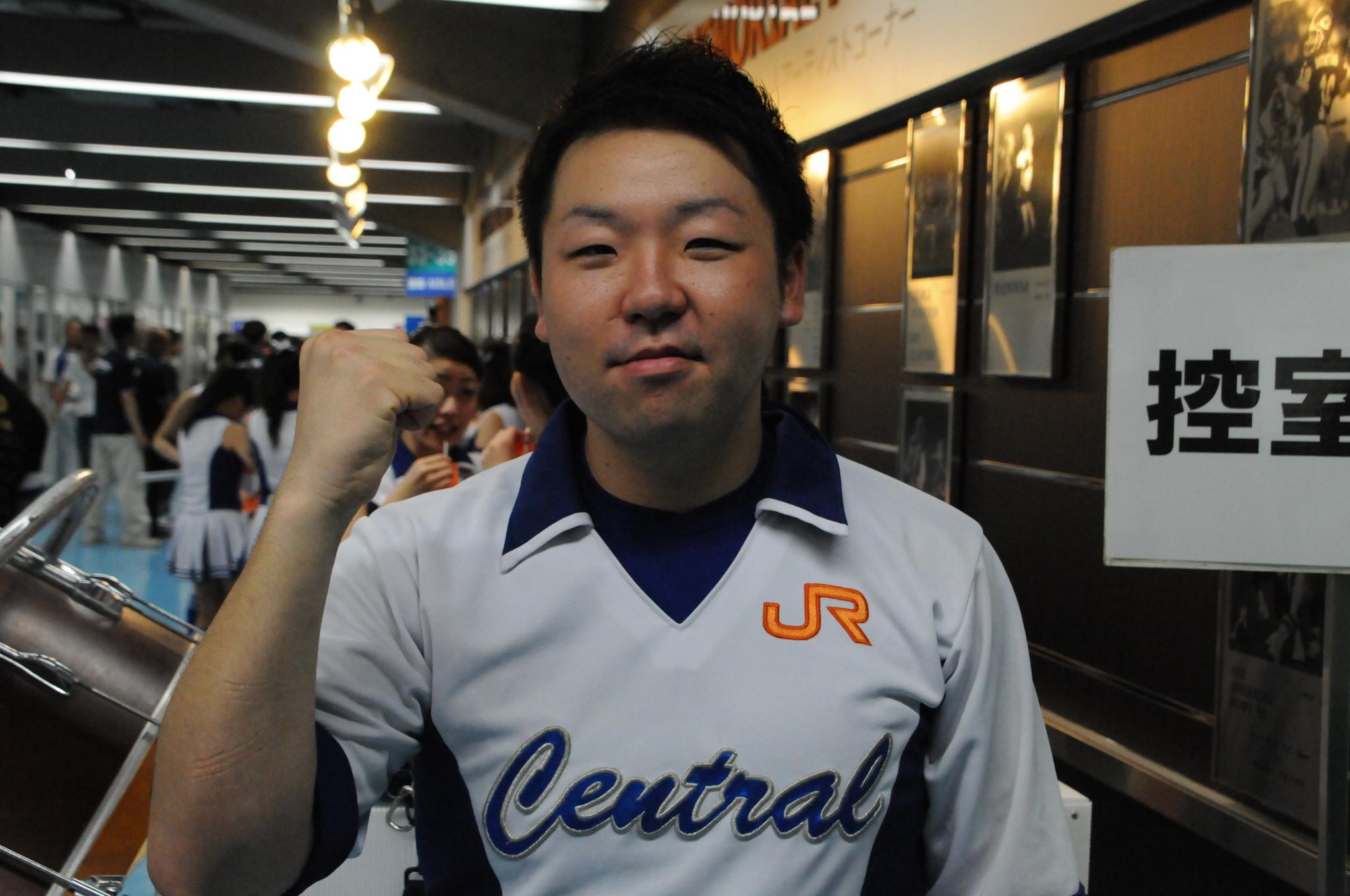 JR東海応援団(7/19)