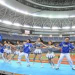 NTT東日本応援団(10/31)